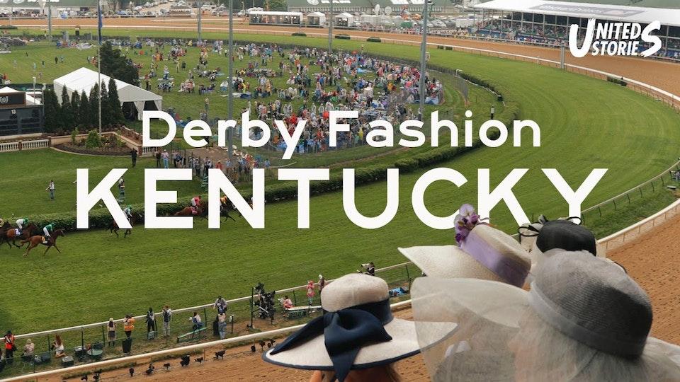Derby Fashion in Kentucky