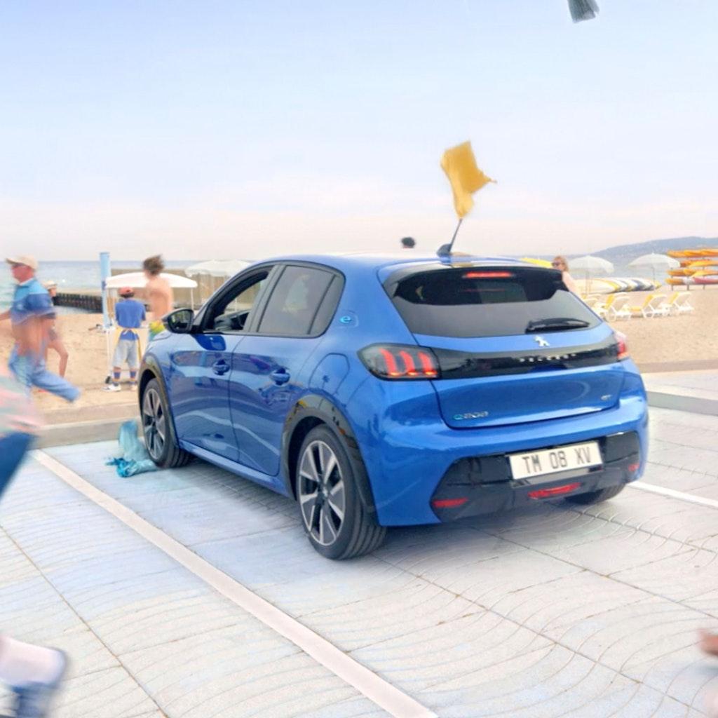 Peugeot - e208 TVC
