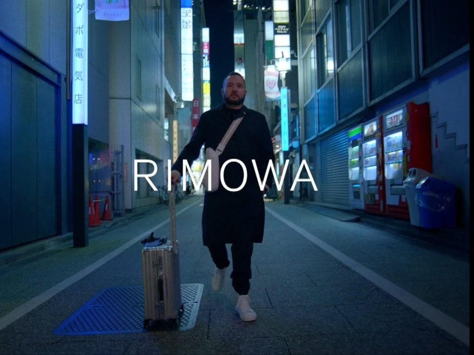 Never Still | RIMOWA