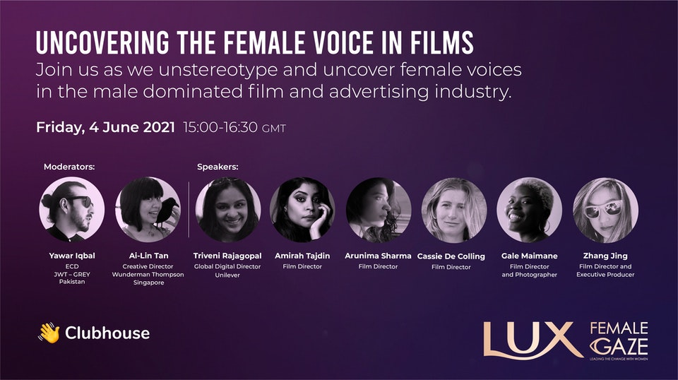 Female Gaze - Unilever Panel