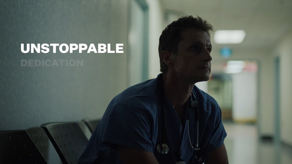 Unstoppable - SURREY HOSPITAL