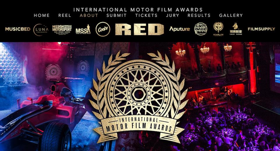 International Motor Film Awards Nomination