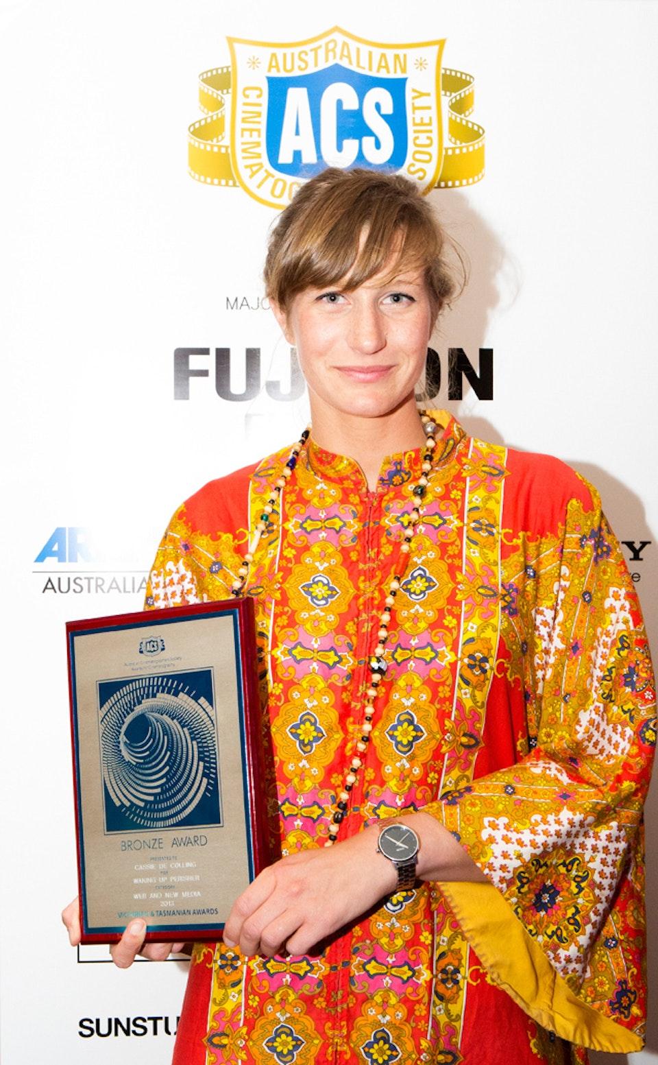 Australian Cinematographers Award