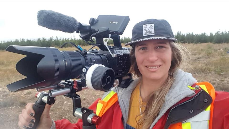 Filming in Alberta Canada