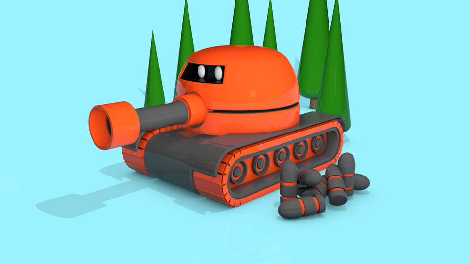 Lil Tank Guy