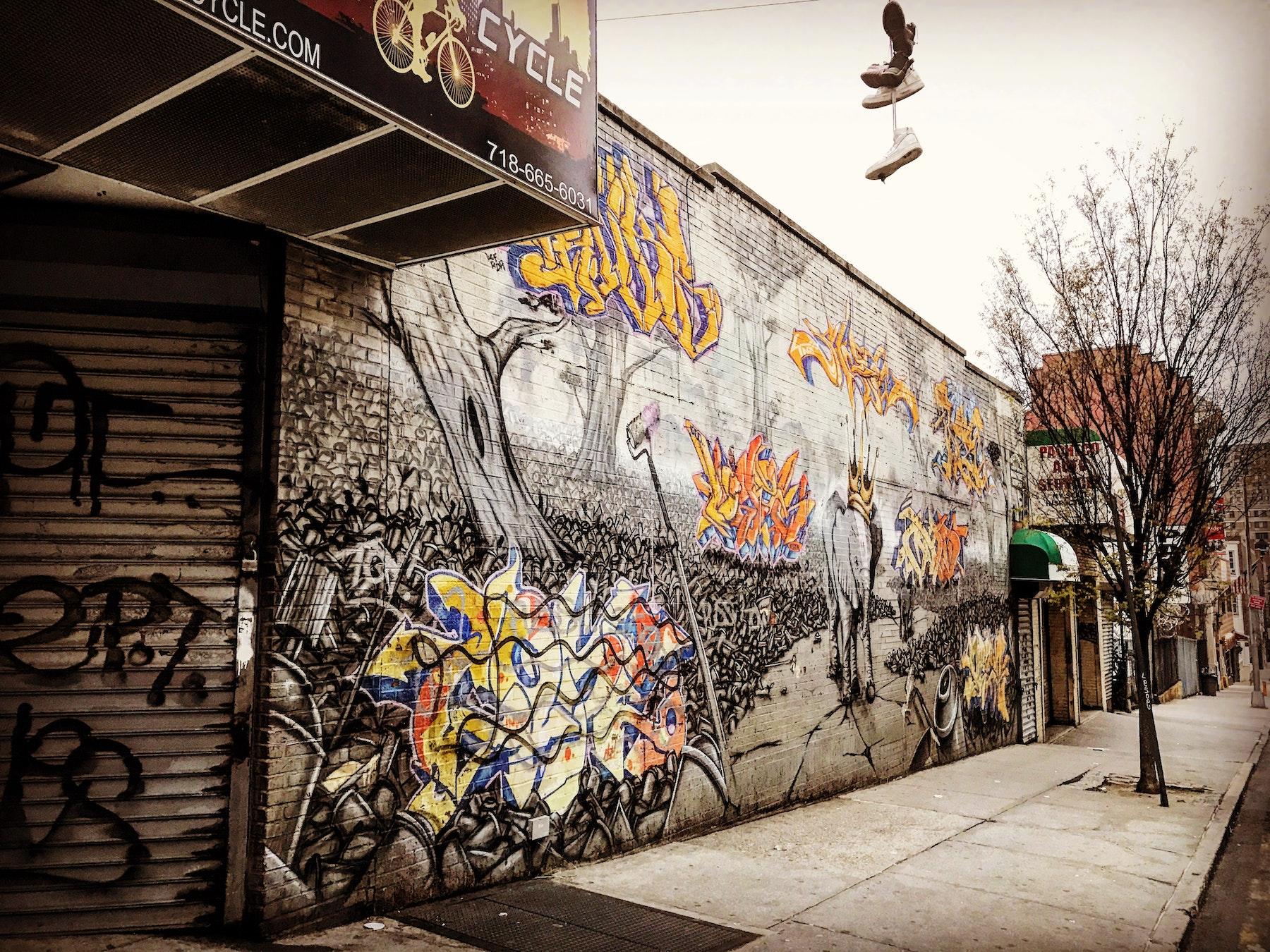 3rd Ave Redux( Bronx,NY/2017)