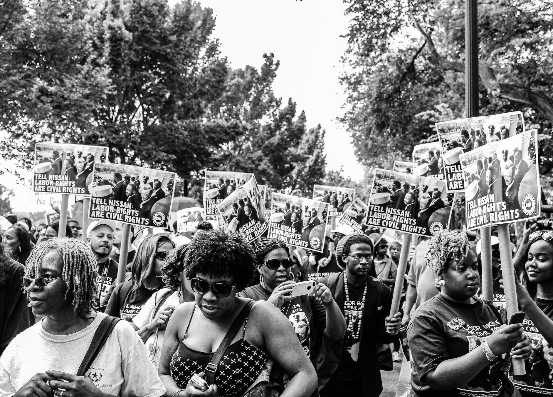 March On Washington (Washington, DC/2013)