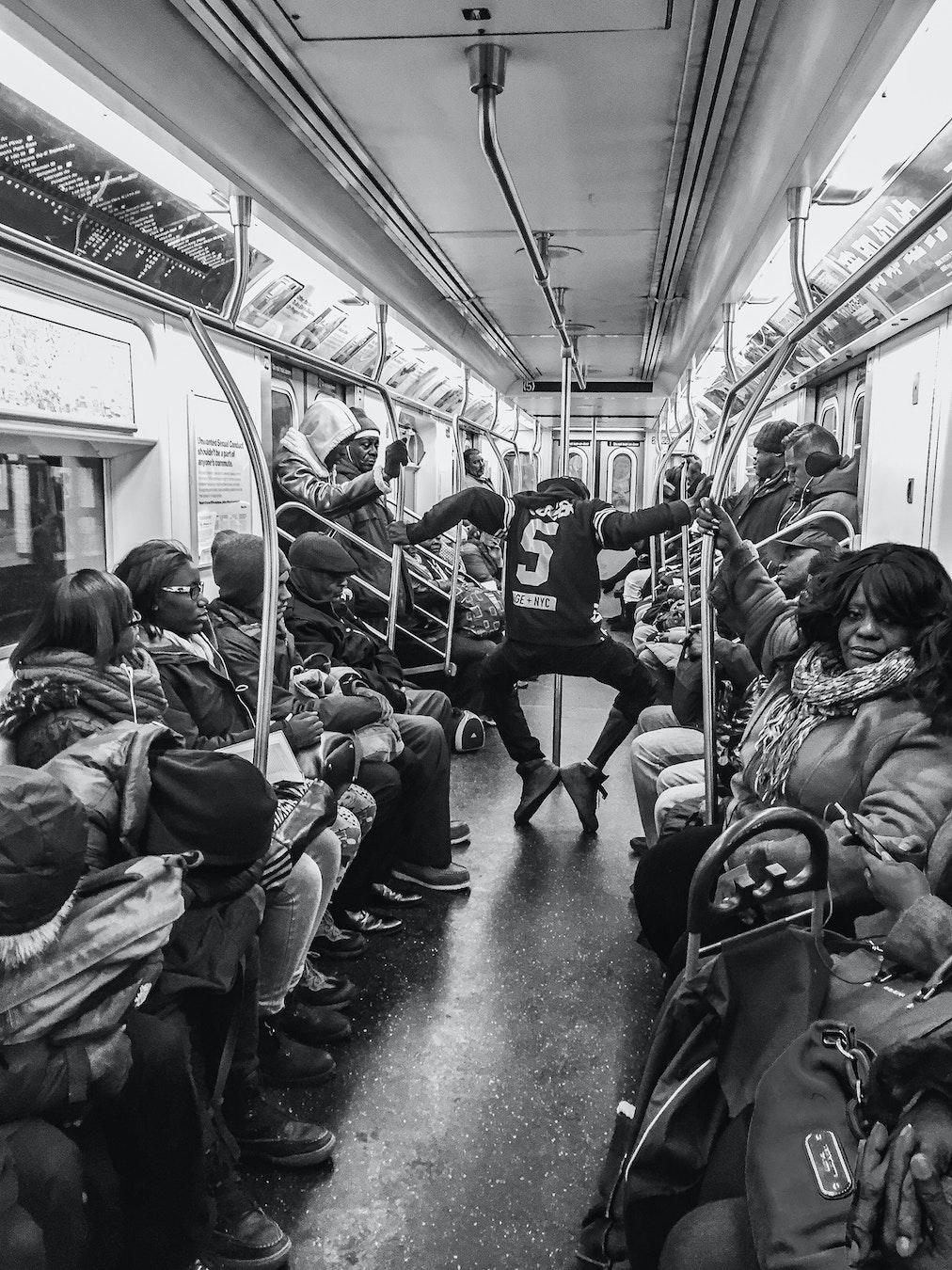 The Movement Tells The Story (Manhattan,NY/2015)