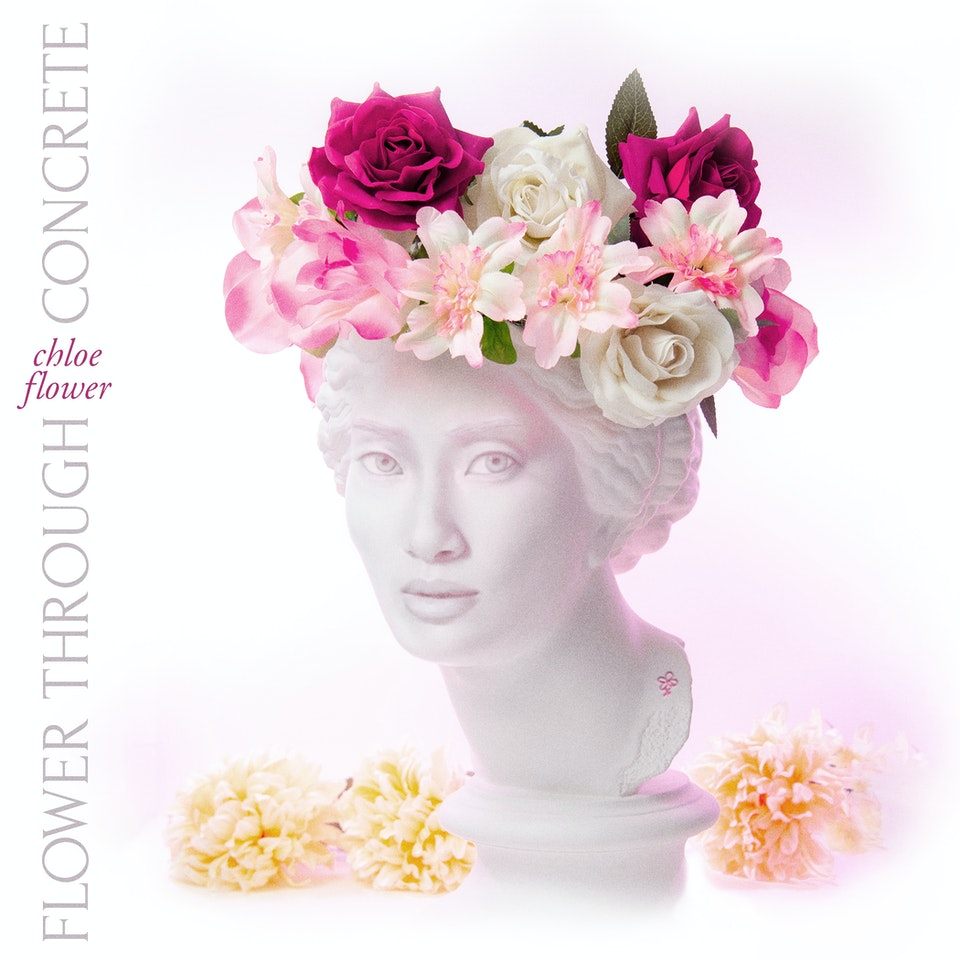 Chloe Flower single covers