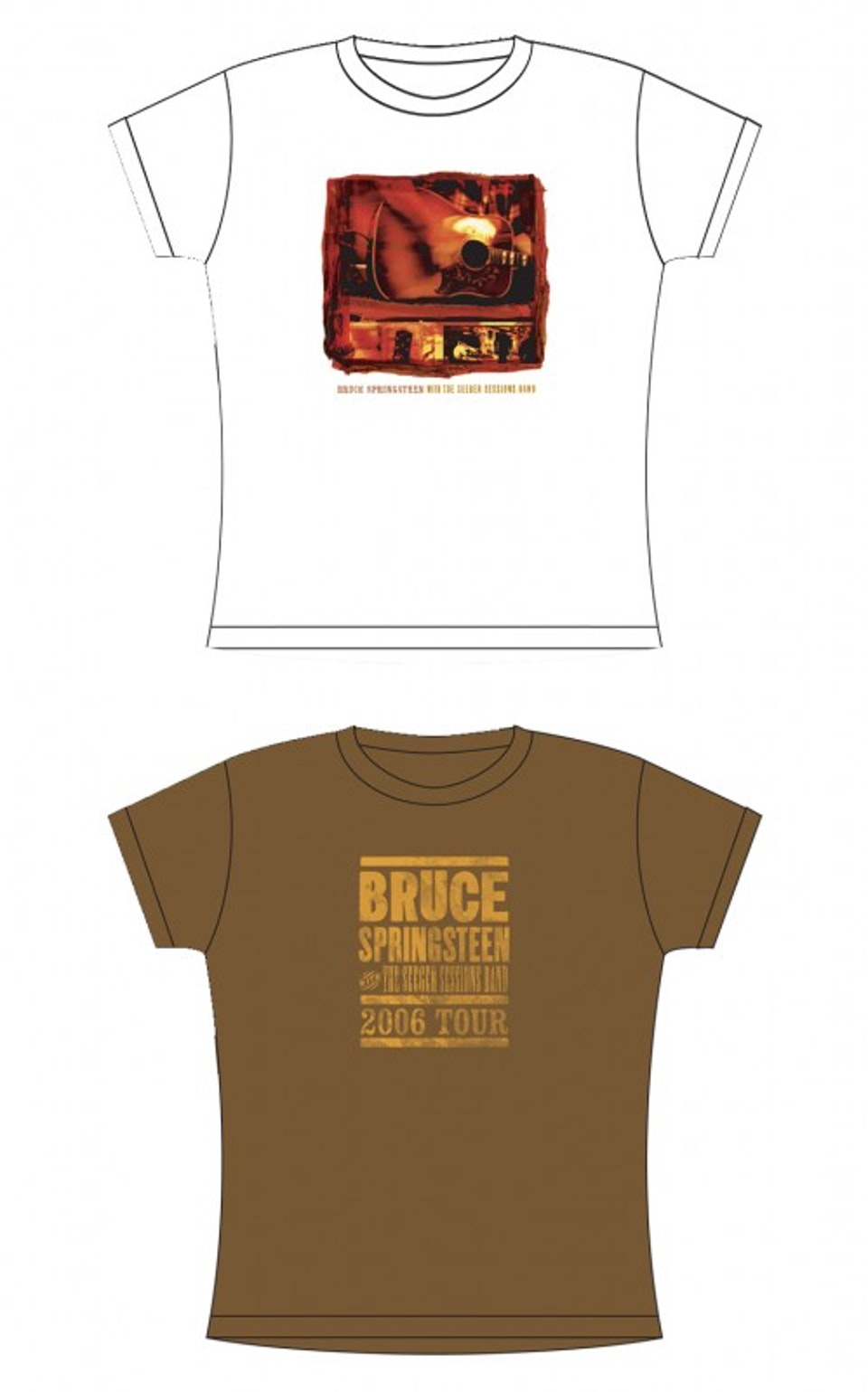 Seeger Sessions Tour Merch