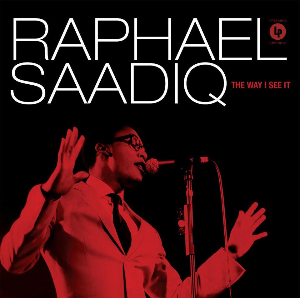 Raphael Saadiq The Way I See It - Cover art