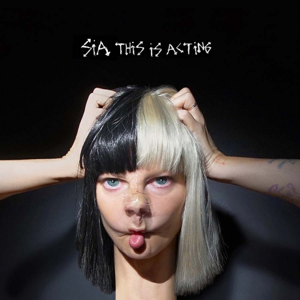SIA This is Acting - This is Acting cover