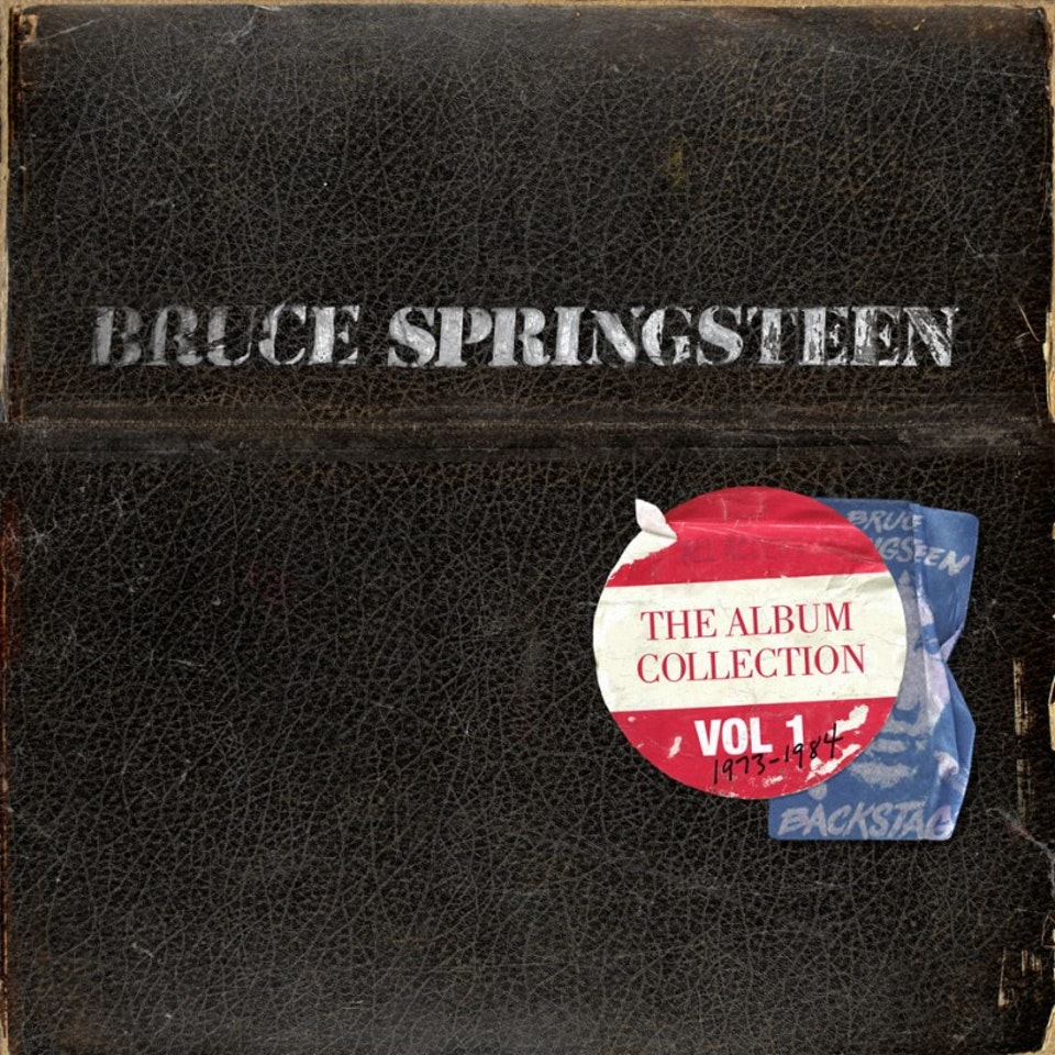 The Album Collection - Box set cover