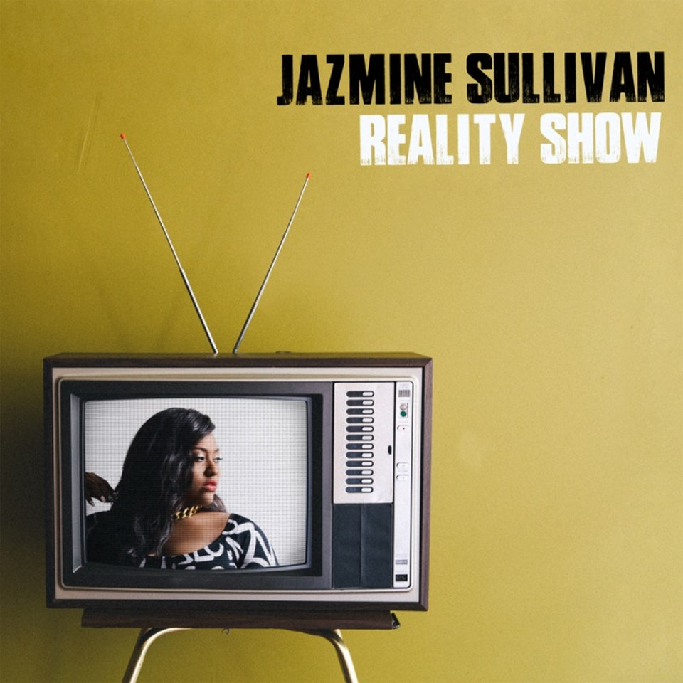 Jazmine Sullivan Reality Show - Album cover