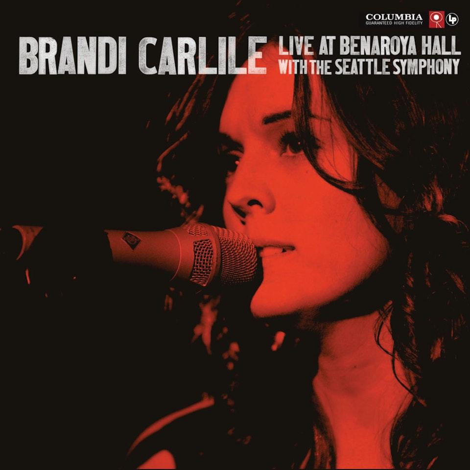 Live at Benaroya Hall - Cover Art