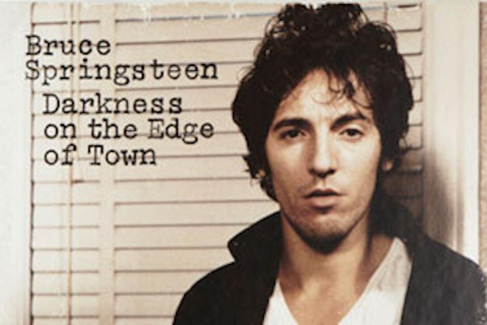 Grammy winning Darkness on the Edge of Town