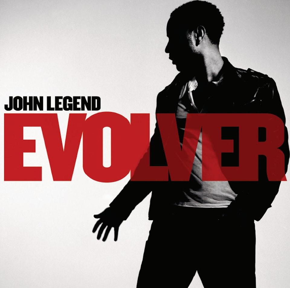 Evolver - Cover art
