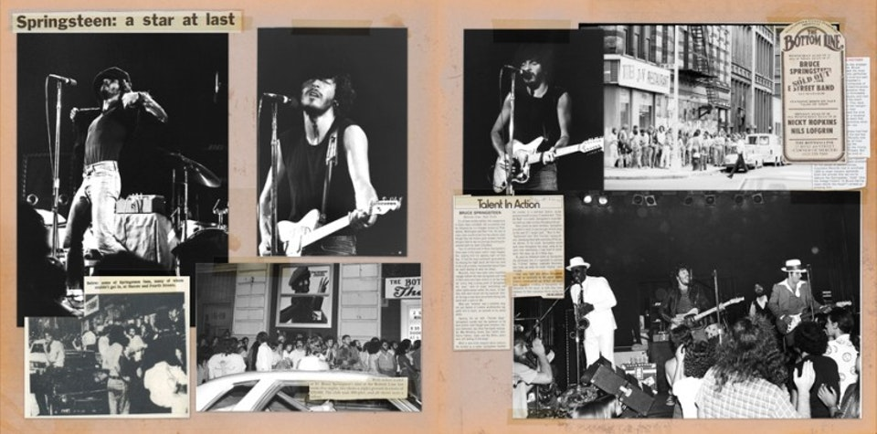 The Album Collection - Book sample spreads