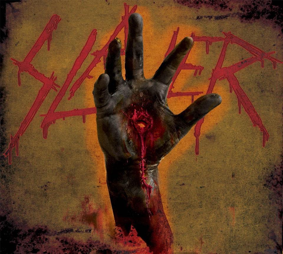 Slayer Christ Illusion - Slip case cover