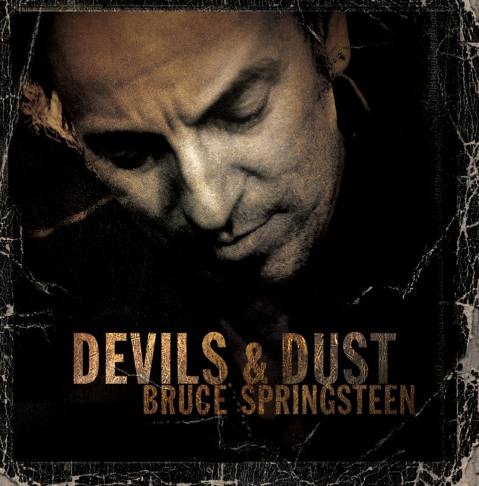 Devils & Dust - Cover art
