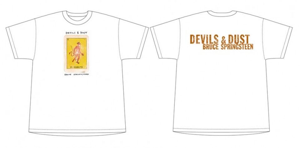Devils & Dust Tour - Tee