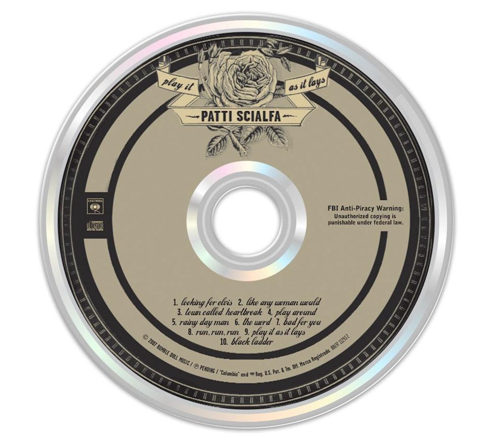 Play It As It Lays - CD art