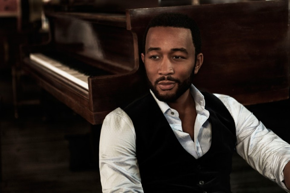 John Legend and the Roots Shoot
