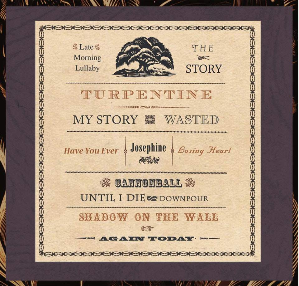The Story - LP Sleeve
