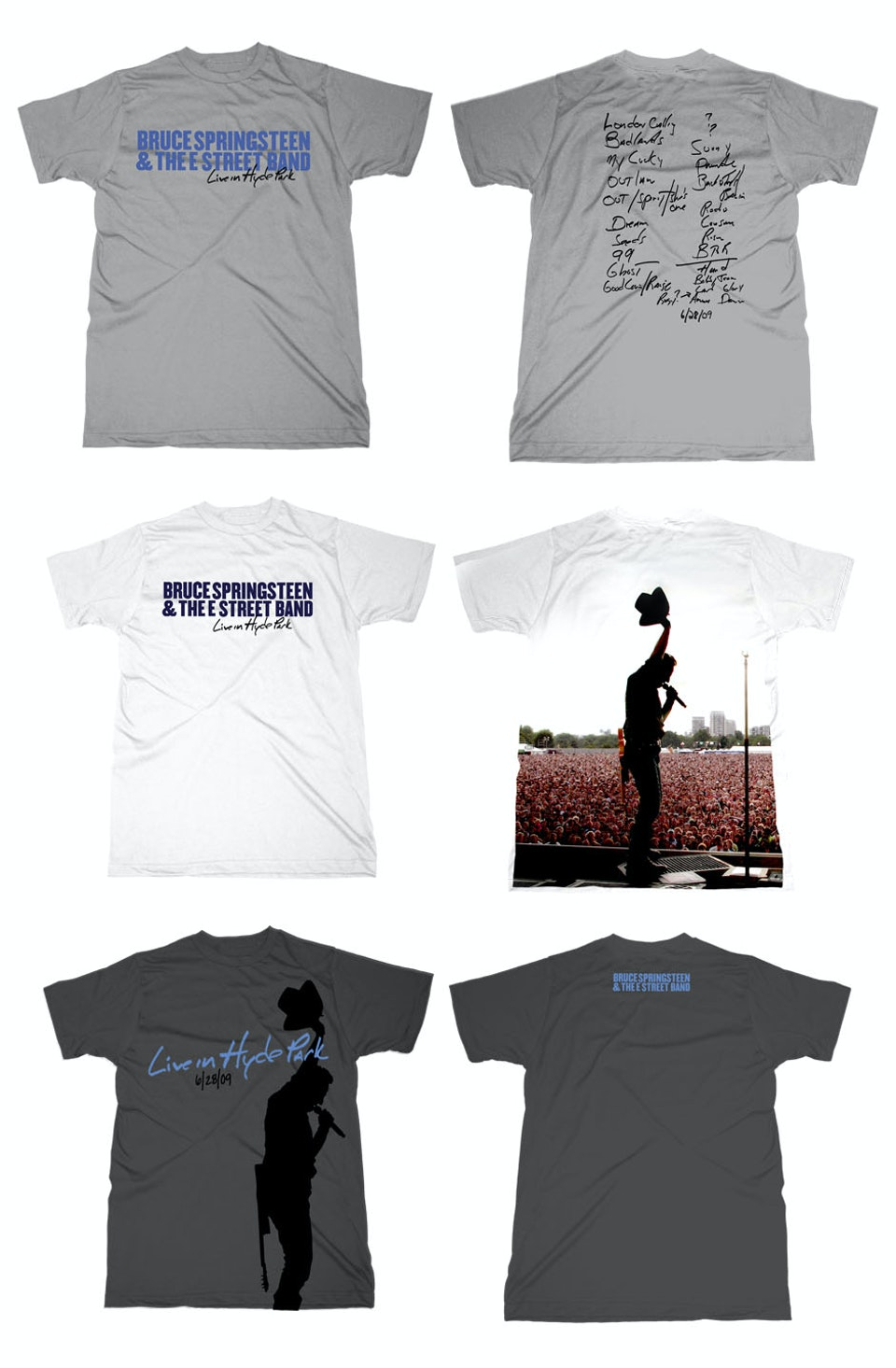 Live in London - Tees