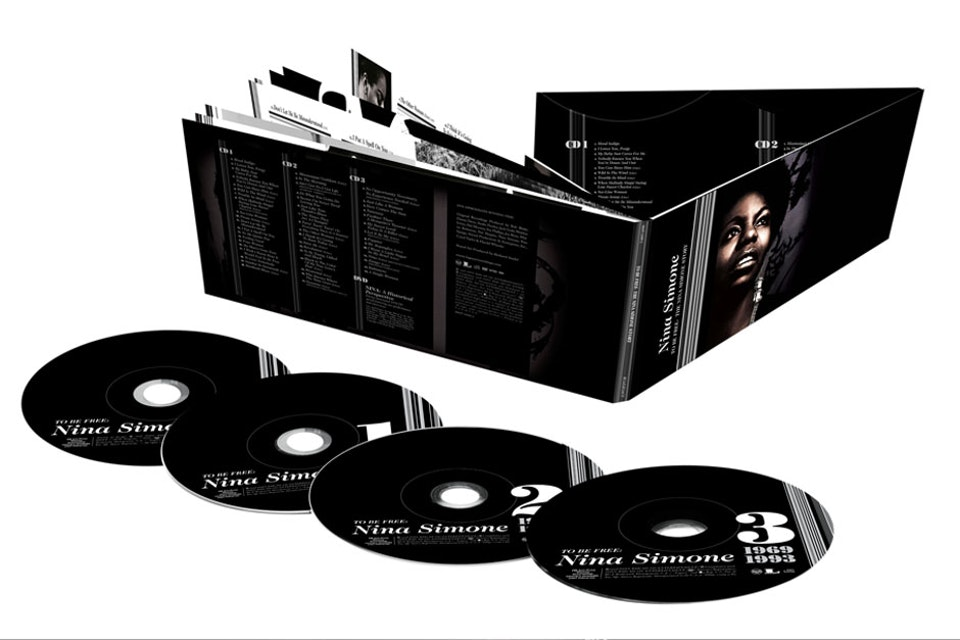 To Be Free: The Nina Simone Story - Box set