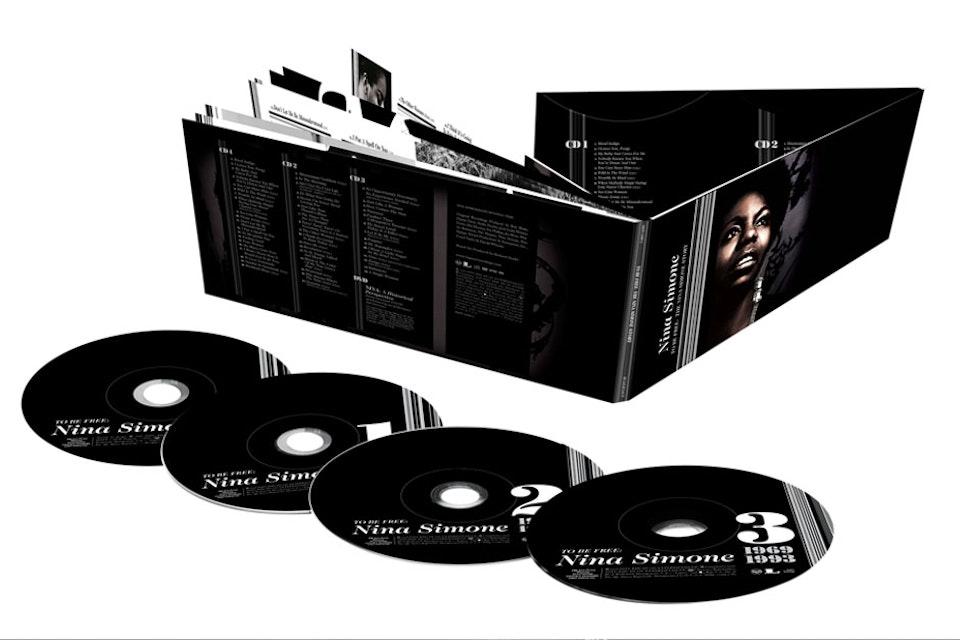 To Be Free: The Nina Simone Story - Box set
