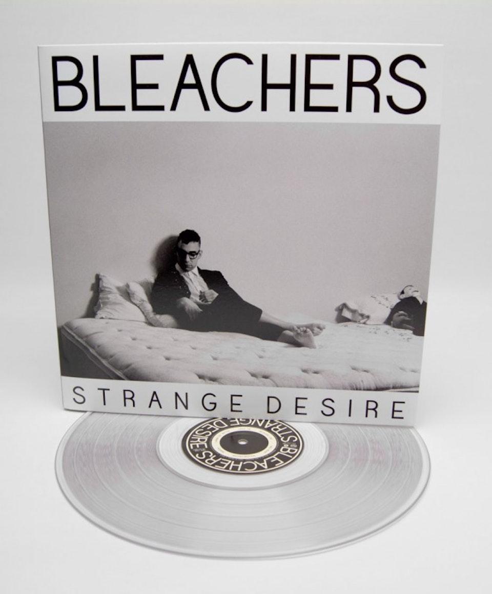 Strange Desire - LP package