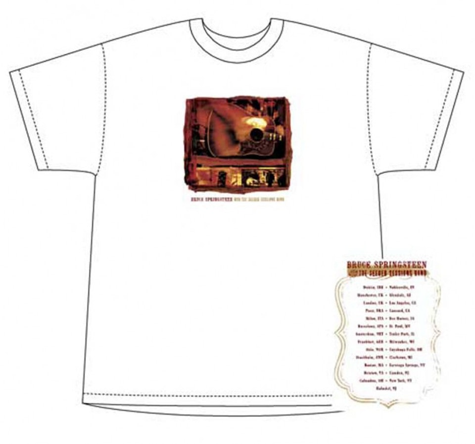 Seeger Sessions Tour Merch - Mens tee