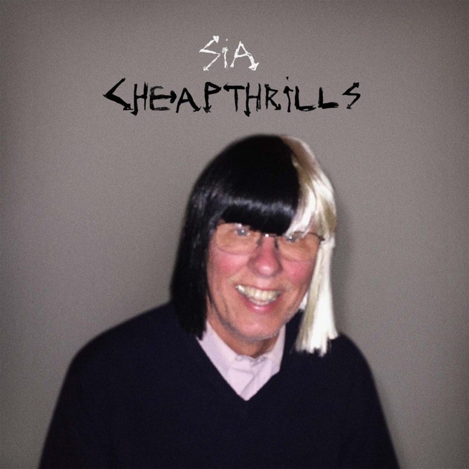 SIA This is Acting - Single cover