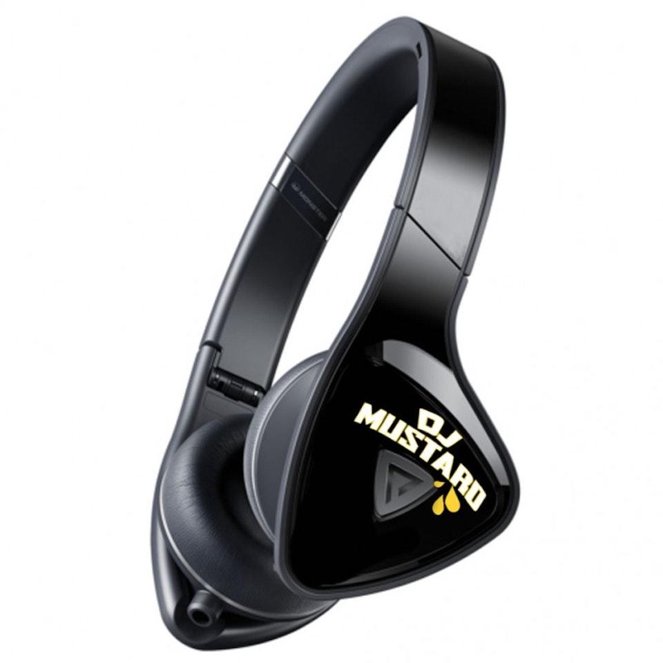DJ Mustard Merch - Headphones