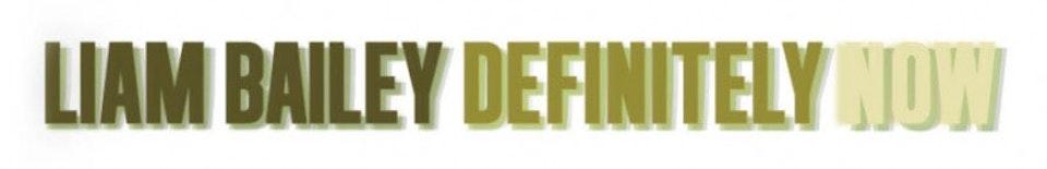 Liam Bailey - Logo