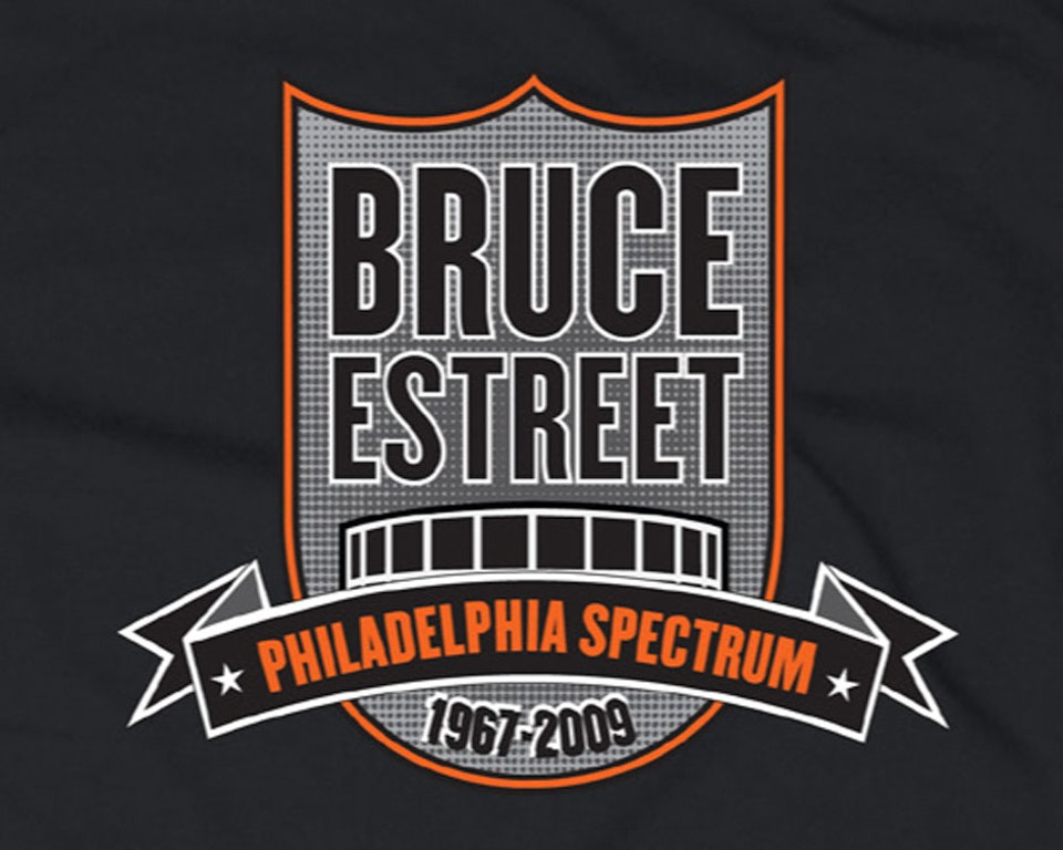 Philadelphia Spectrum Merch - Special limited edition merch for the final shows at the Philadelphia Spectrum
