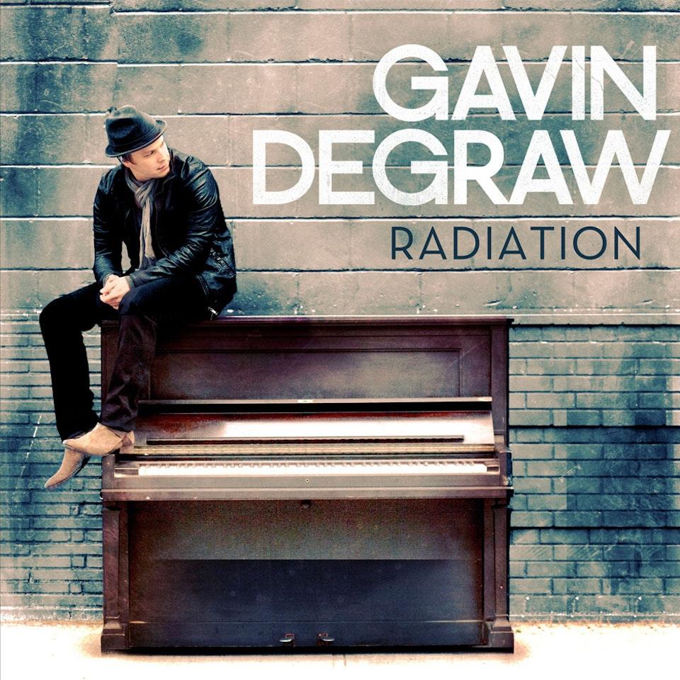 Single Covers - Gavin DeGraw Radiation single