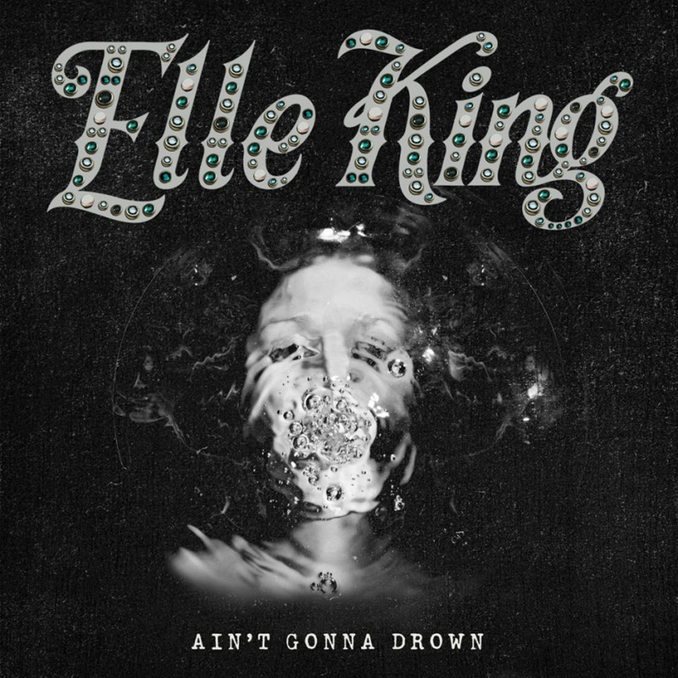 Elle King Love Stuff - Single cover, photography: Flora Borsi