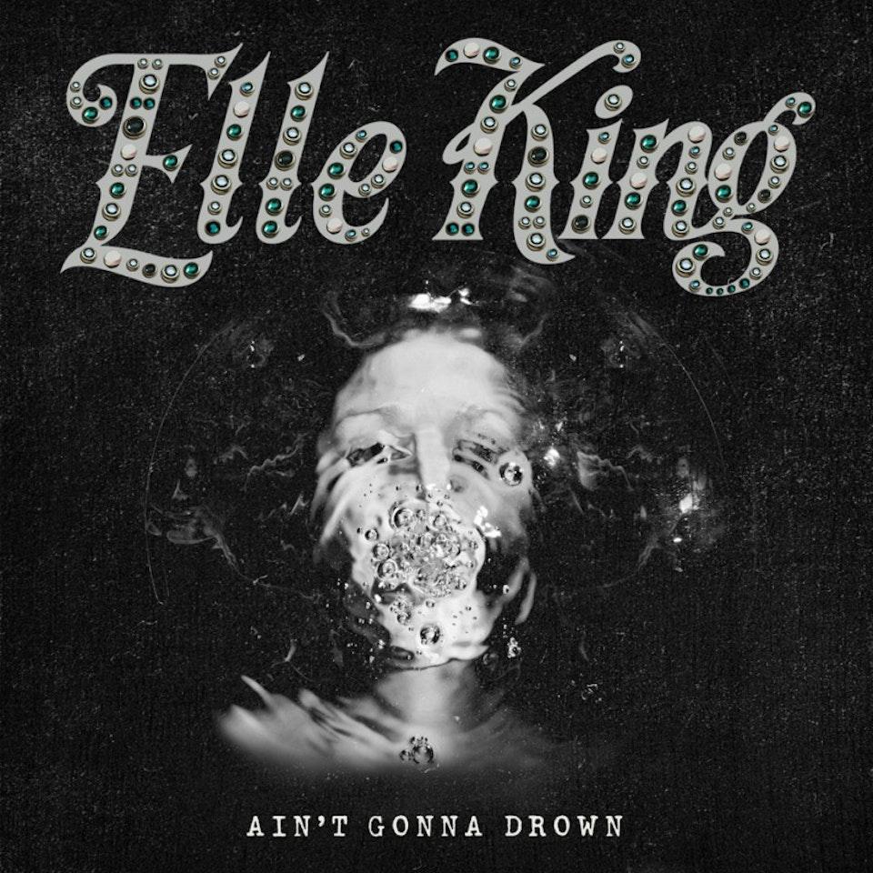 Elle King Love Stuff - Single cover, photography: Flora Borsi