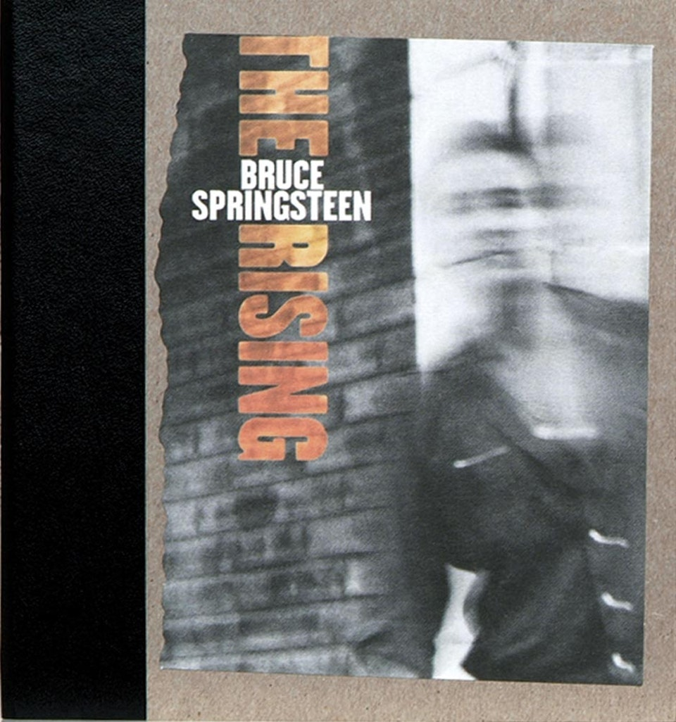 The Rising - Special packaging cover