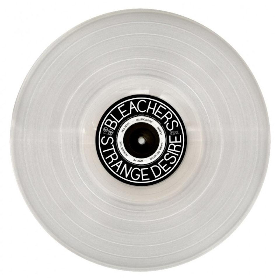 Strange Desire - Clear vinyl