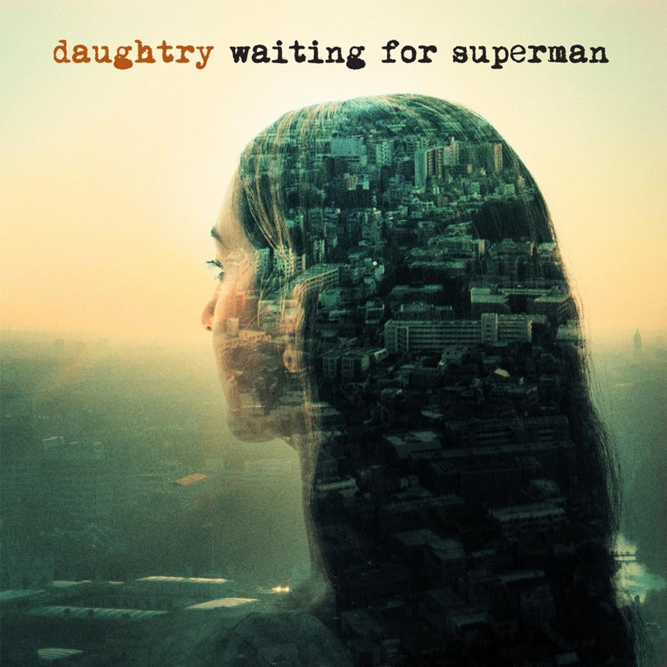 Daughtry Baptized - Single cover