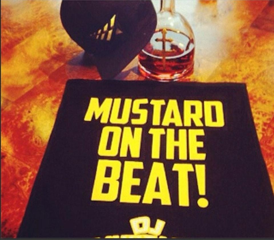 DJ Mustard Merch - Towel