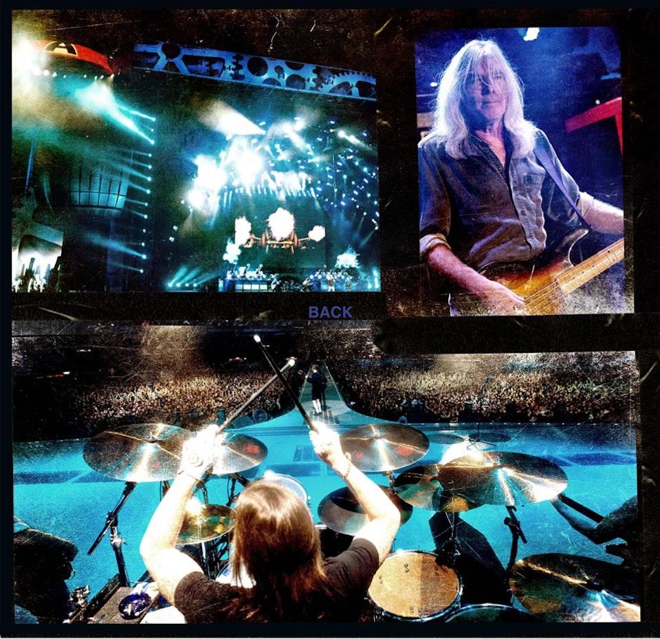 AC/DC - LP sleeve