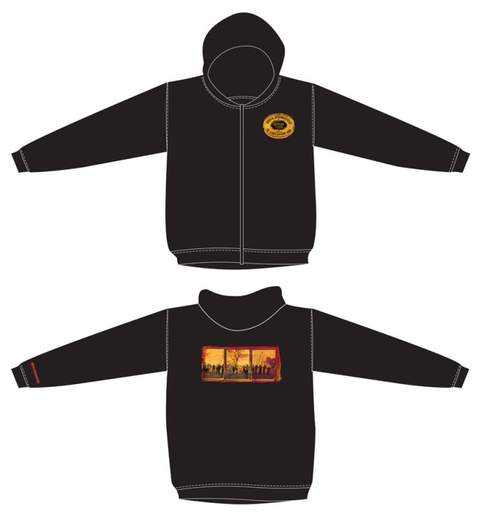 Seeger Sessions Tour Merch - Hoodie