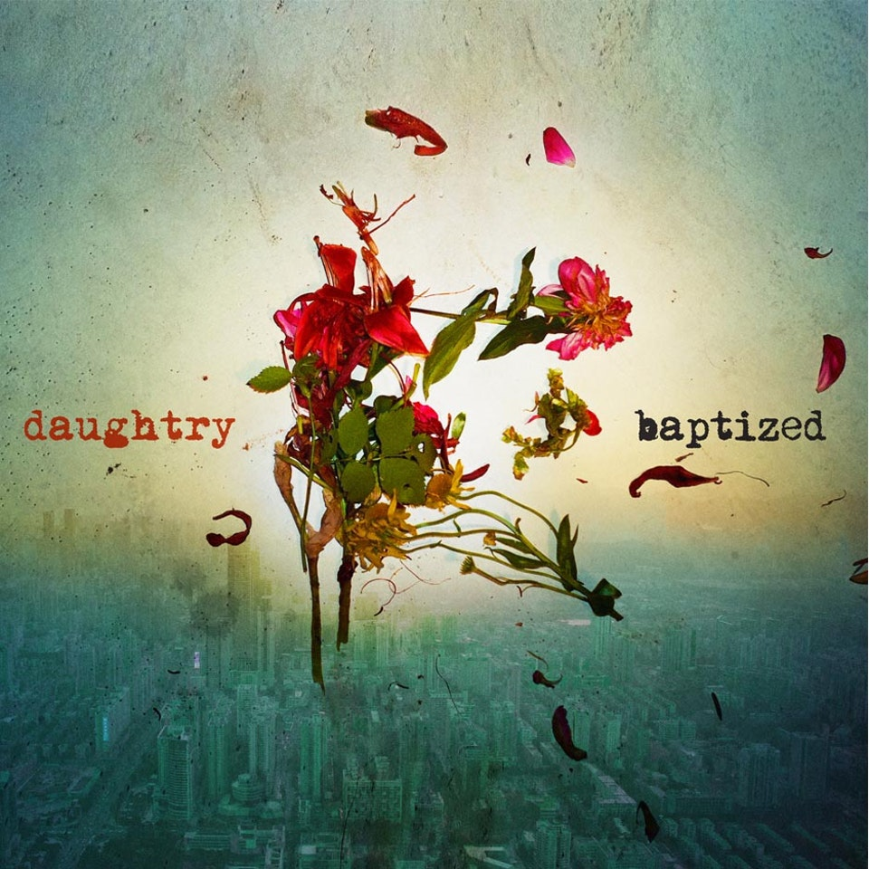 Daughtry Baptized - Album cover