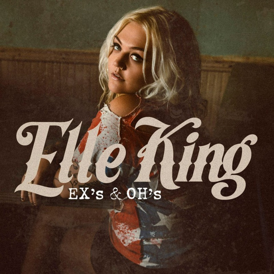 Elle King Love Stuff - Single cover, photography: Shane McCauley