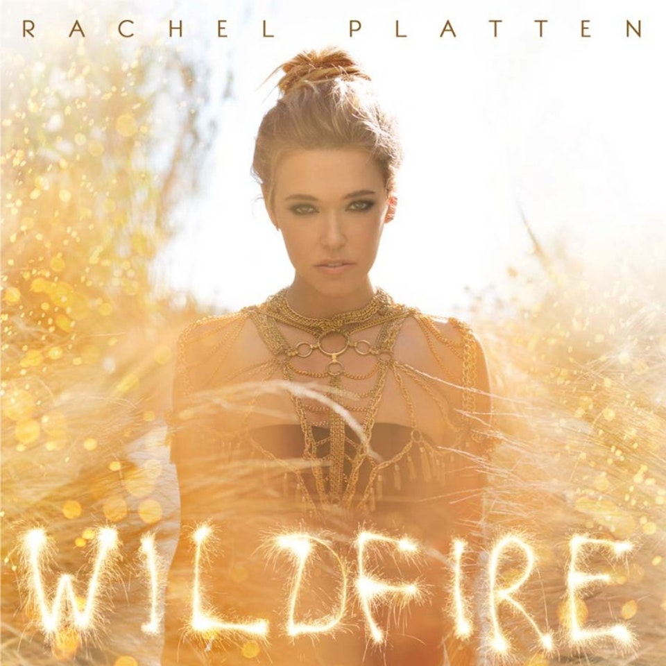Rachel Platten Wildfire - Album cover