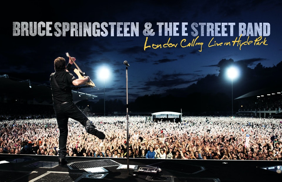 Live in London - Poster